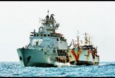 12 pirates somaliens arrêtés