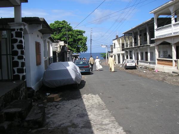 TP : L'installation de Colas aux Comores