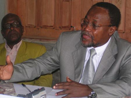 Le parti DOUDJA a été reçu par le président IKILILOU