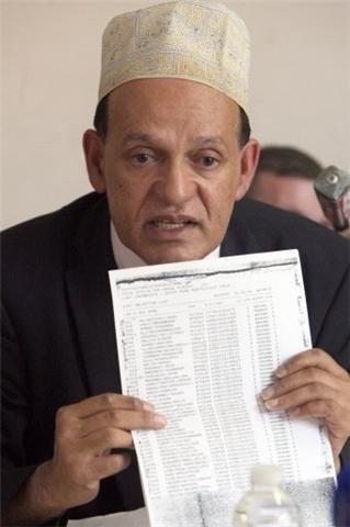 ALERTE INFO : L'Ambassadeur Abdallah Mirgane viré
