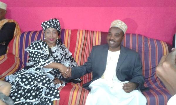 Moinaecha Djalal a lancé officiellement sa candidature