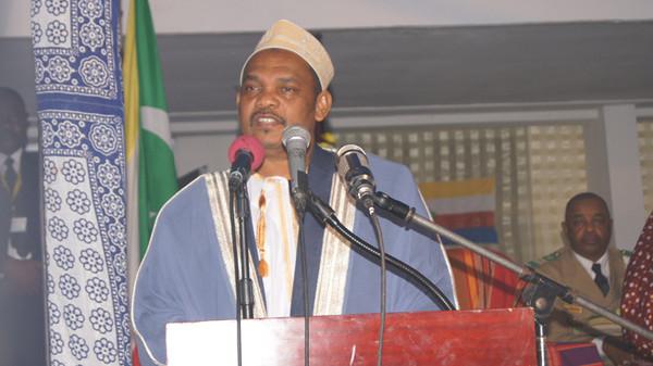 COI : Discours du président IKI