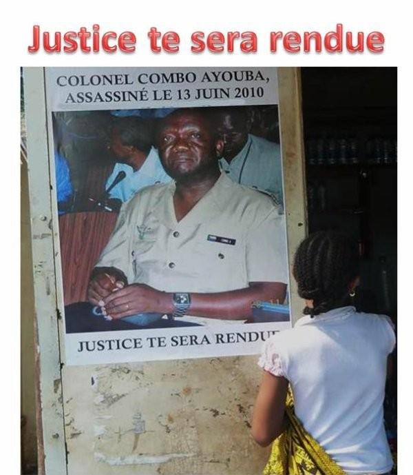 AFFAIRE COMBO: Le juge Rachad donne sa part de vérité
