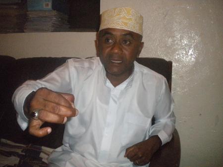 VIE PARLEMENTAIRE : LE DEPUTE FATAH SAÎD SE REVOLTE