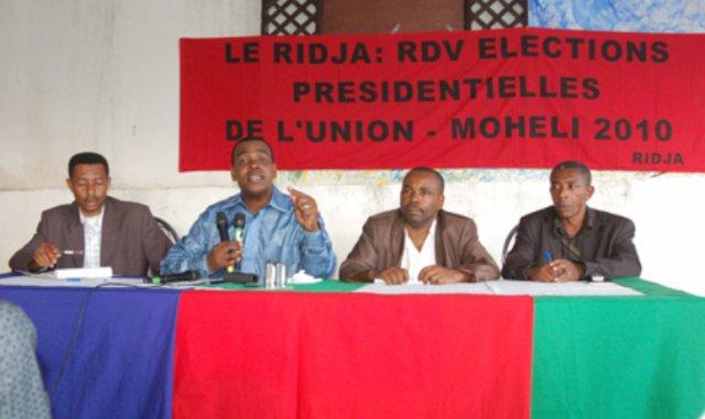 CONFERENCE NATIONALE POUR L'ALTERNANCE EN MAI 2010