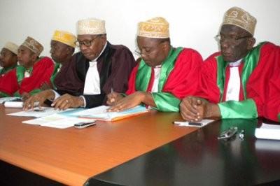 La cour valide 9 candidatures à la présidence de l'union et 22 aux postes de gouverneur des îles
