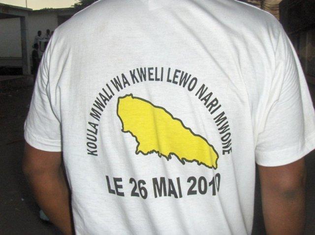 LA DELEGATION MOHELIENNE CONTESTE LA LEGITIMITE DU PRESIDENT SAMBI